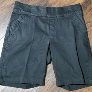 LEE STYLE UP BERMUDA SLIDE ON SHORTS A187
